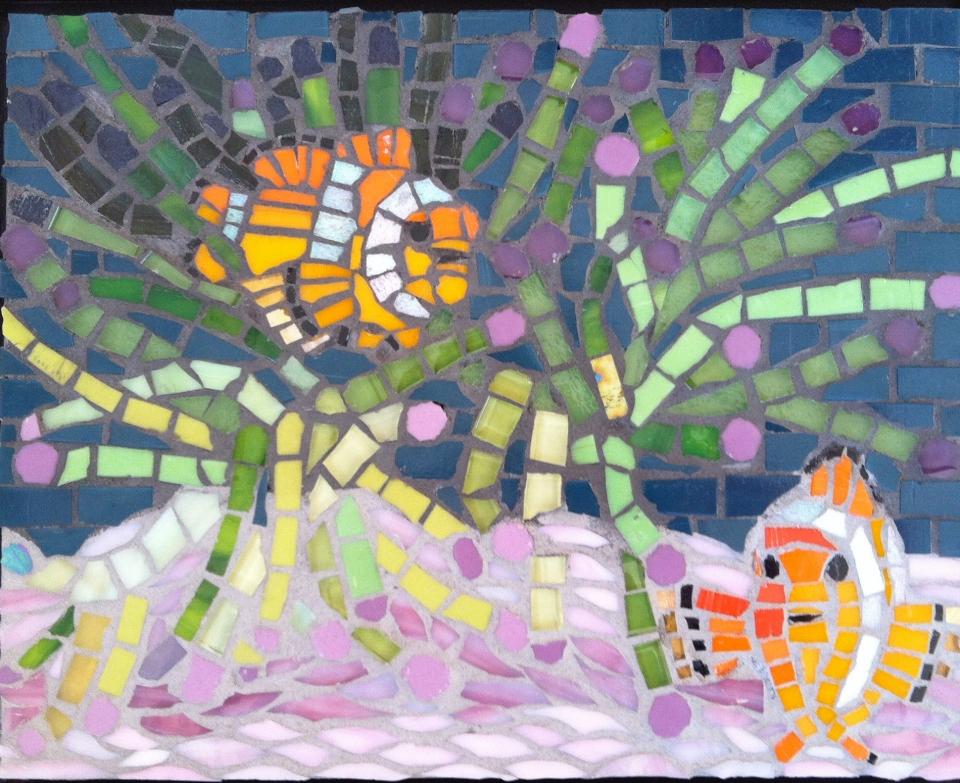 clownfish-mosaic