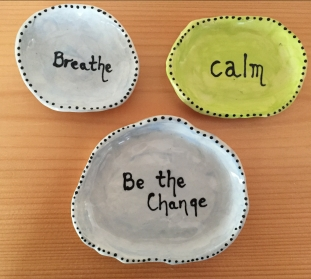 "Word dishes ( 3""+diameter) $10 - $15"